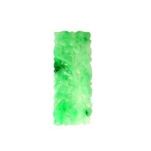Giadeite di burma naturale